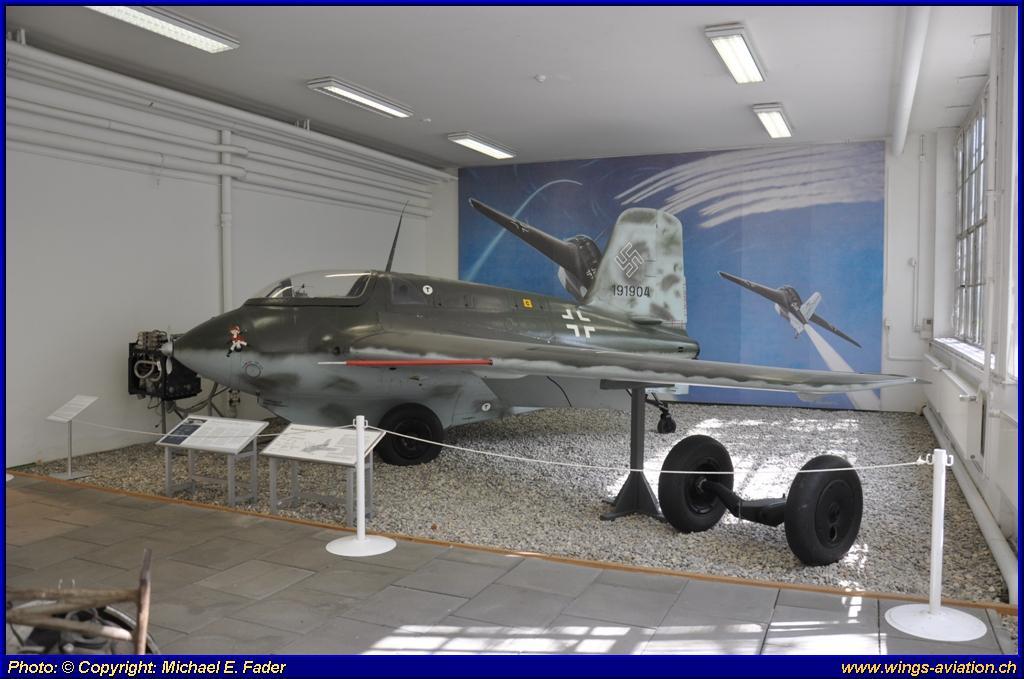 gatow flugmuseum messerschmitt