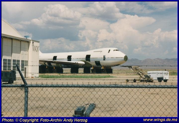 Kingman (AZ) United States  City new picture : Kingman Air Field erlebte in den 40er bis 50er Jahren des letzten ...